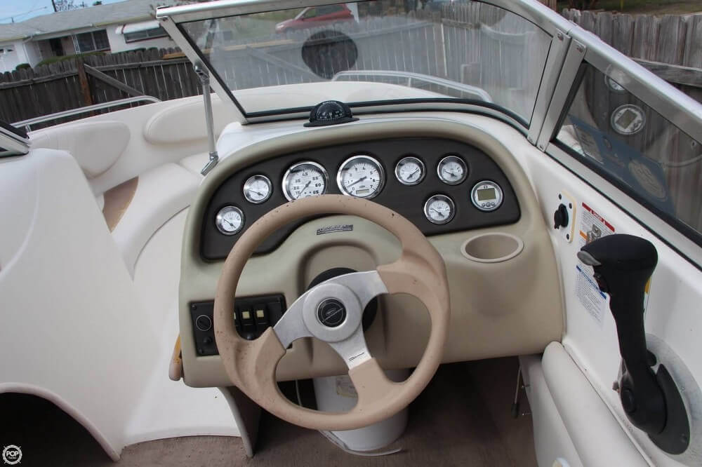 2002 Chaparral boat for sale, model of the boat is 200 SSE & Image # 22 of 41