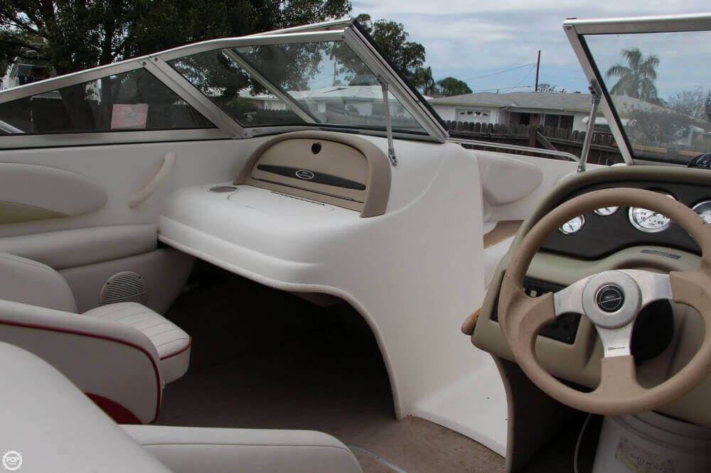 2002 Chaparral boat for sale, model of the boat is 200 SSE & Image # 23 of 41