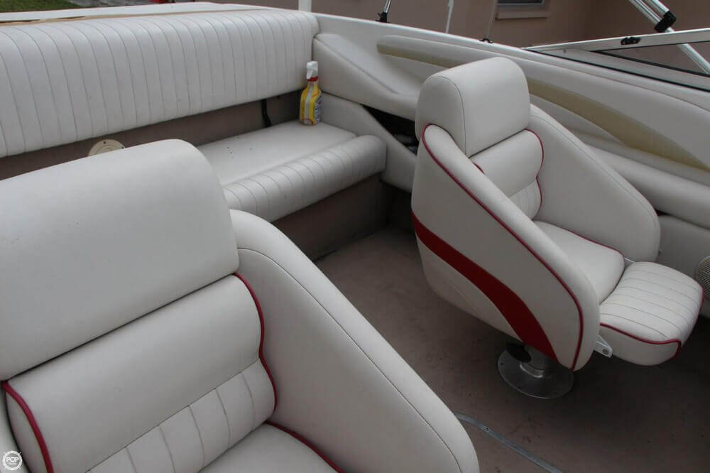 2002 Chaparral boat for sale, model of the boat is 200 SSE & Image # 24 of 41