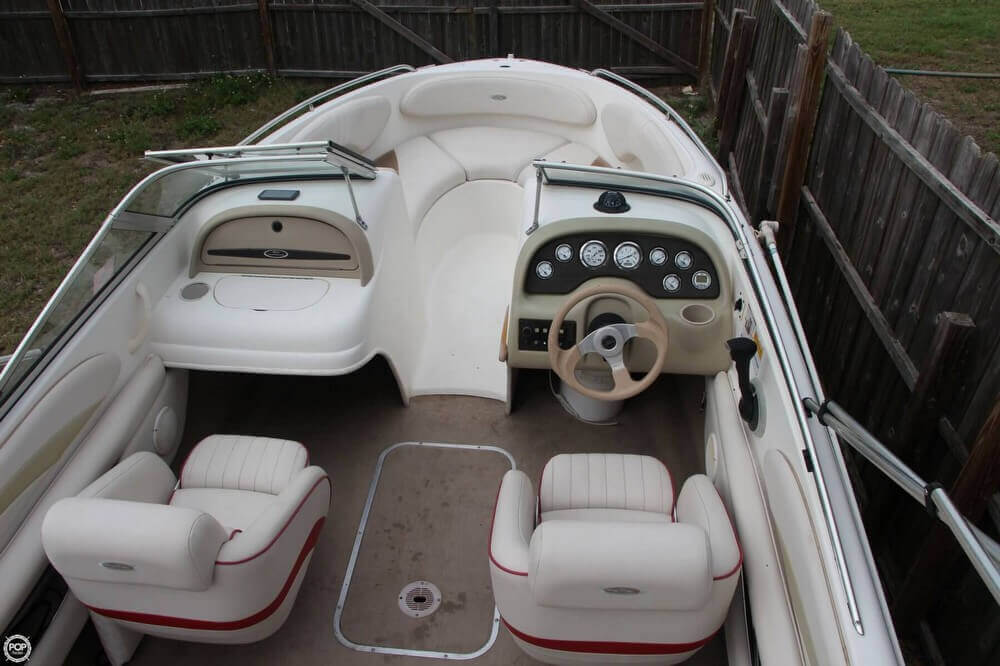 2002 Chaparral boat for sale, model of the boat is 200 SSE & Image # 2 of 41