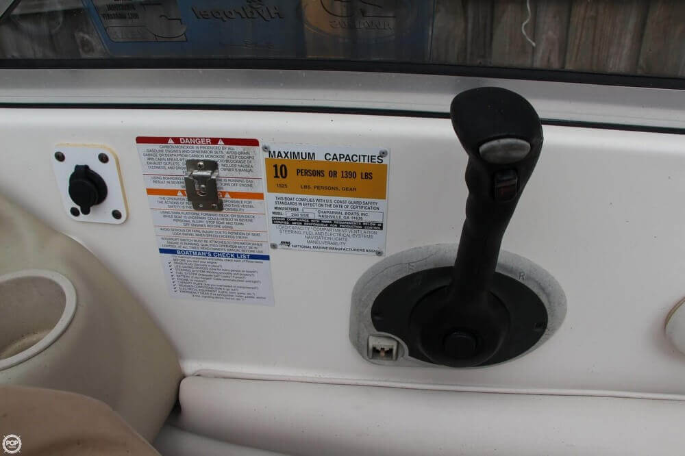 2002 Chaparral boat for sale, model of the boat is 200 SSE & Image # 30 of 41