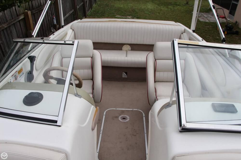 2002 Chaparral boat for sale, model of the boat is 200 SSE & Image # 32 of 41