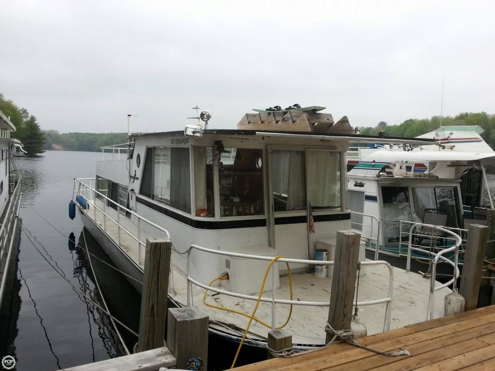 1974 Kings Craft 40 Houseboat - Photo #5