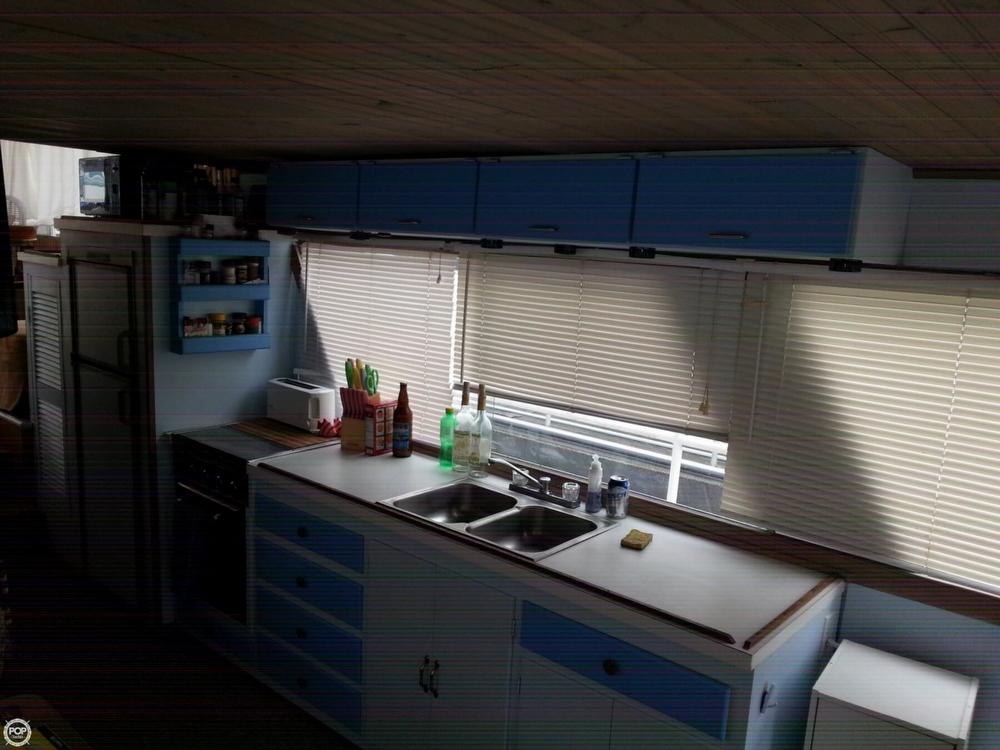 1974 Kings Craft 40 Houseboat - Photo #7