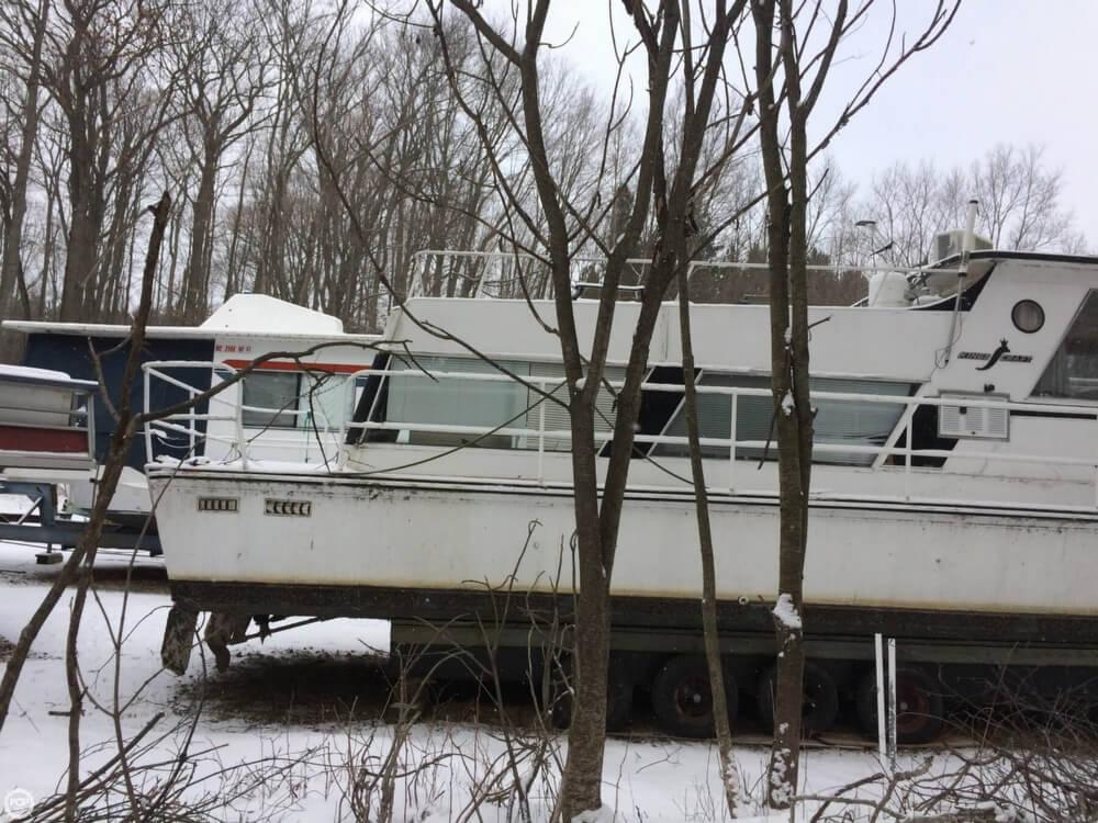 1974 Kings Craft 40 Houseboat - Photo #35