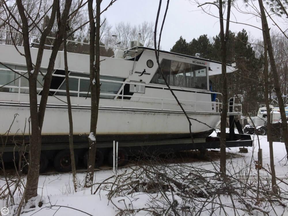 1974 Kings Craft 40 Houseboat - Photo #36