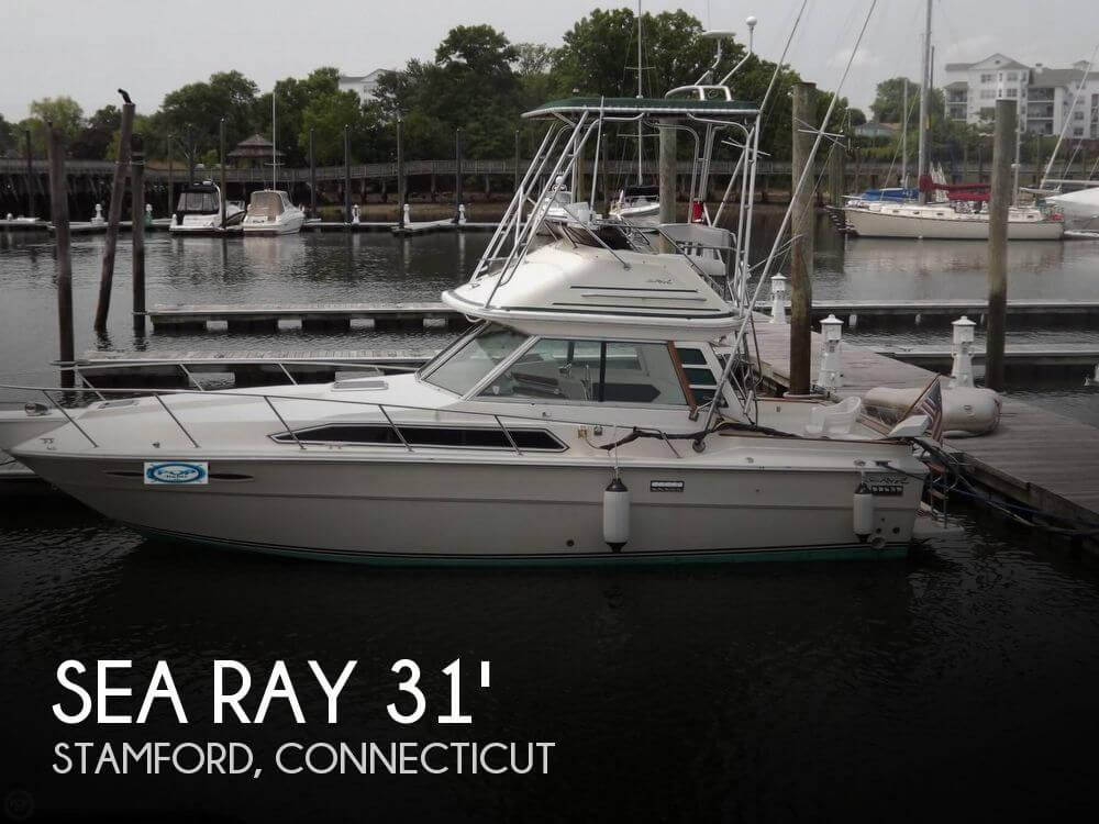 1983 SEA RAY 310 SPORT BRIDGE for sale