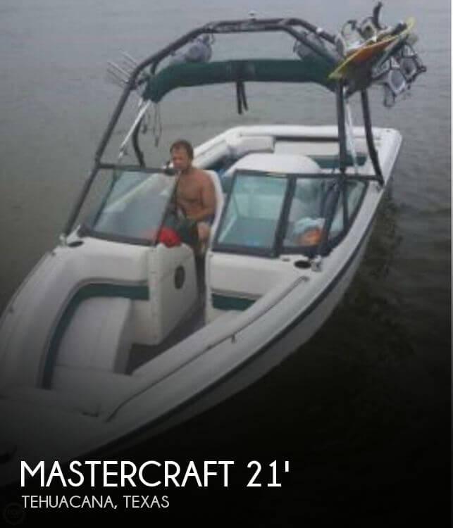1996 Mastercraft ProStar 205 - Photo #1