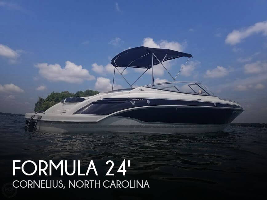 2007 FORMULA 240 BOWRIDER for sale