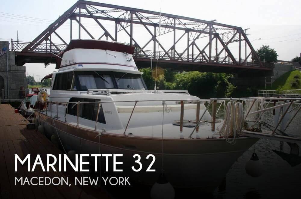 1988 Marinette 32 - Photo #1