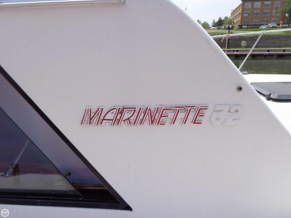 1988 Marinette 32 - Photo #27