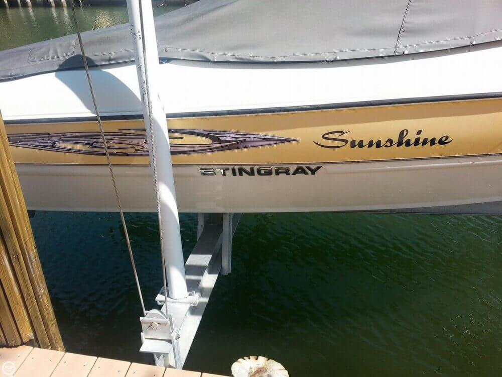 2009 Stingray 195LS - Photo #4