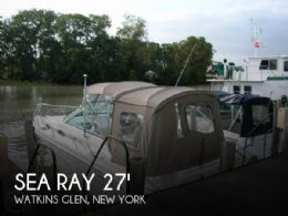 1998 Sea Ray 270 SE Sundancer
