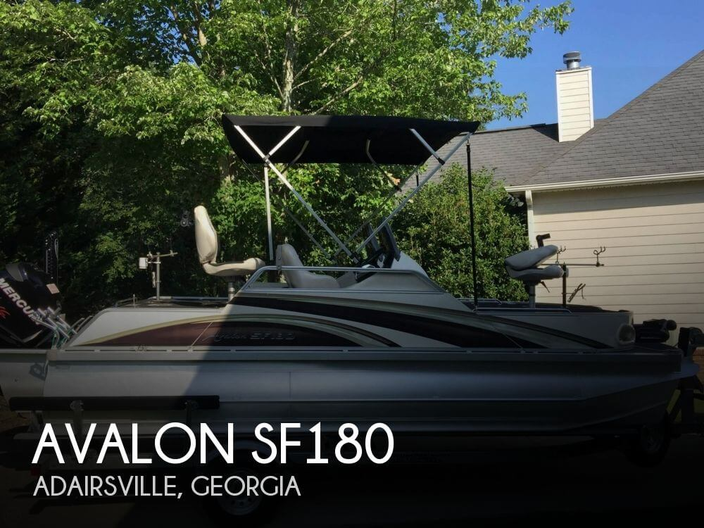 2008 AVALON SF180 for sale