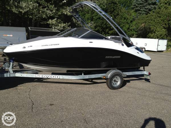 2012 Sea Doo PWC boat for sale, model of the boat is 180 SE & Image # 2 of 41
