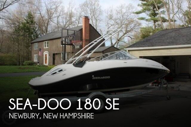 2012 Sea Doo PWC boat for sale, model of the boat is 180 SE & Image # 1 of 41
