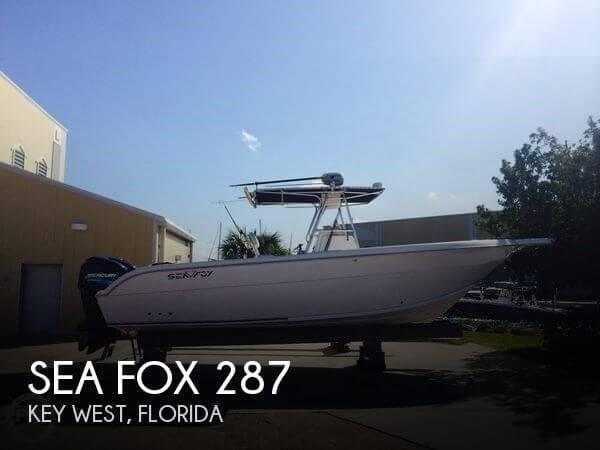 2004 Sea Fox 287 - Photo #1