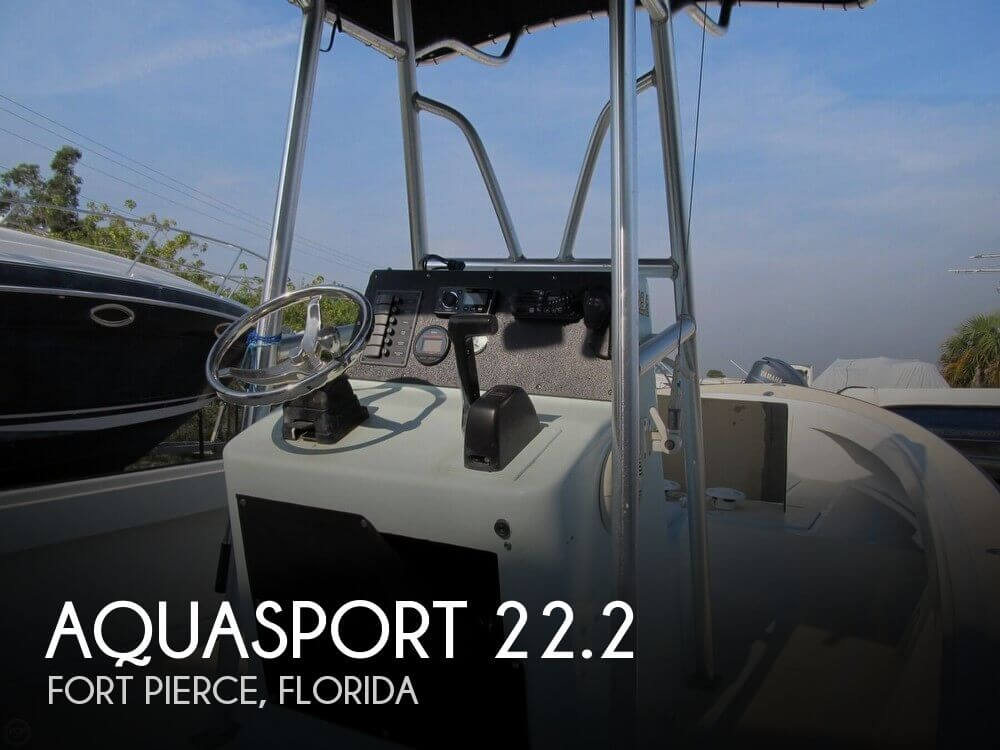 1972 Aquasport 22.2 - Photo #1