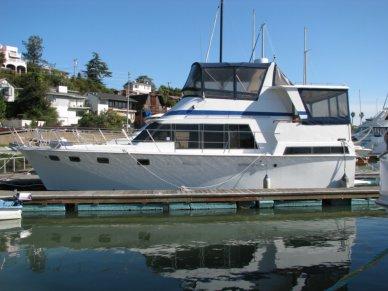 Lien Hwa 42 Motoryacht, 42', for sale - $110,000