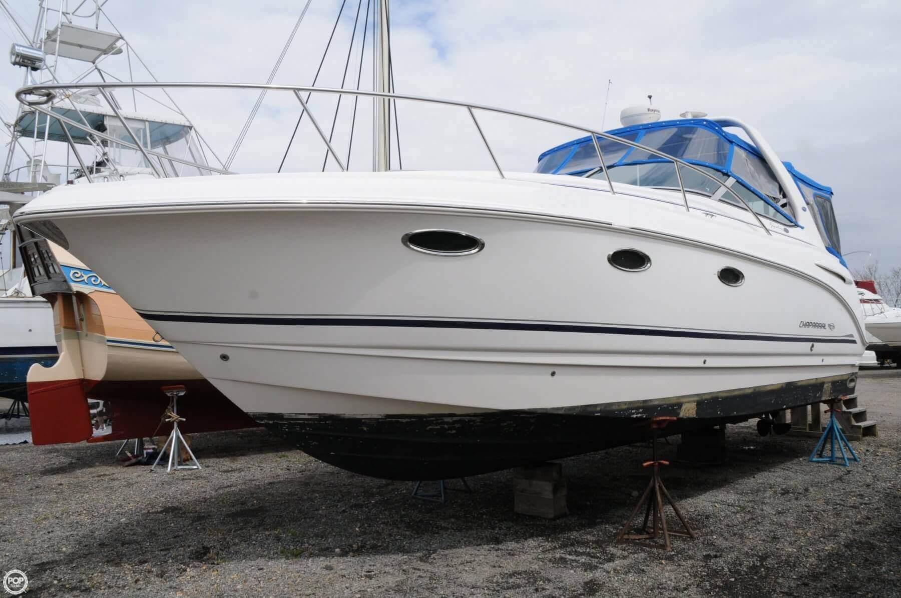 Canceled Chaparral 320 Signature Boat In Hopewell Va 074454 Fuse Box