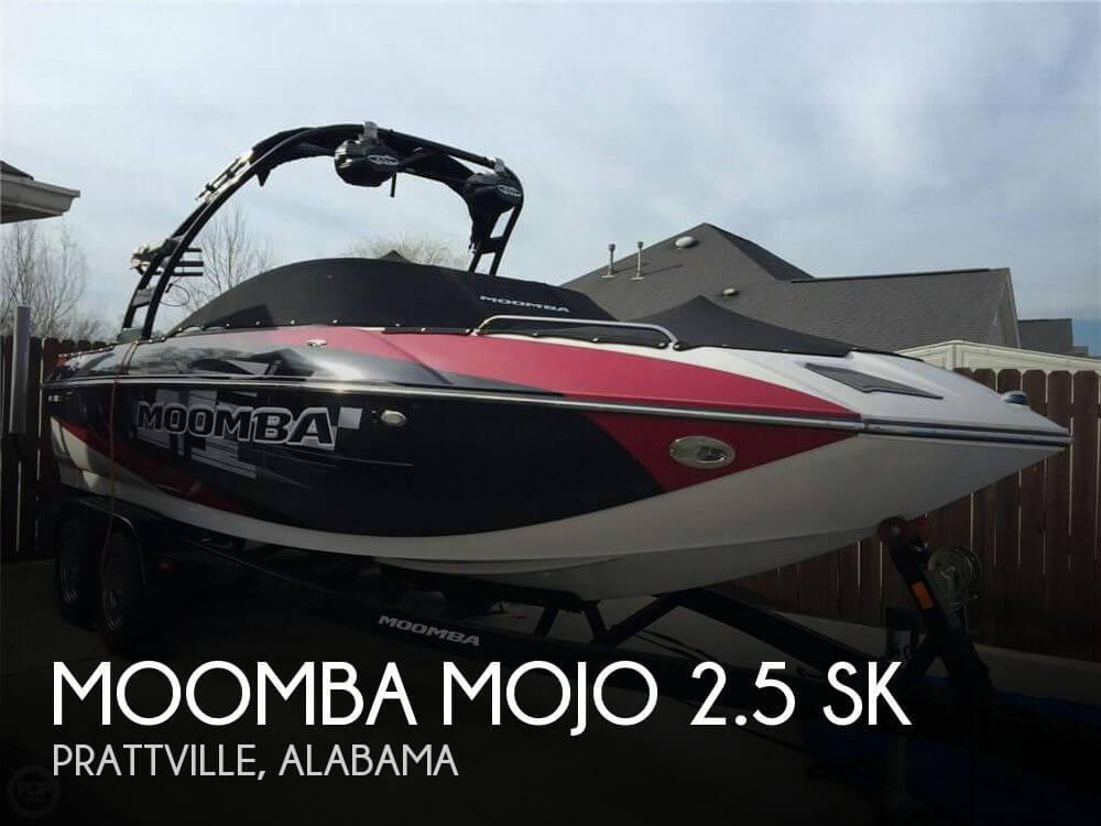 2013 MOOMBA MOJO 2.5 SK for sale