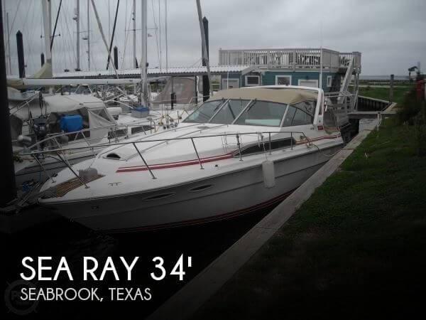1989 Sea Ray 340 Sundancer - Photo #1