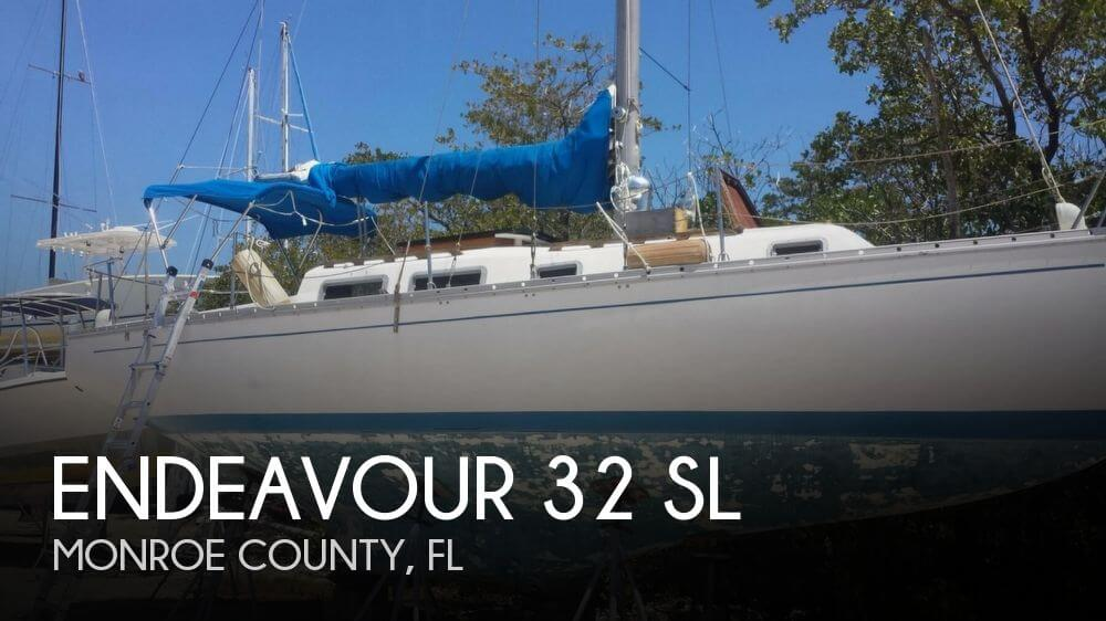 1976 ENDEAVOUR 32 SL for sale