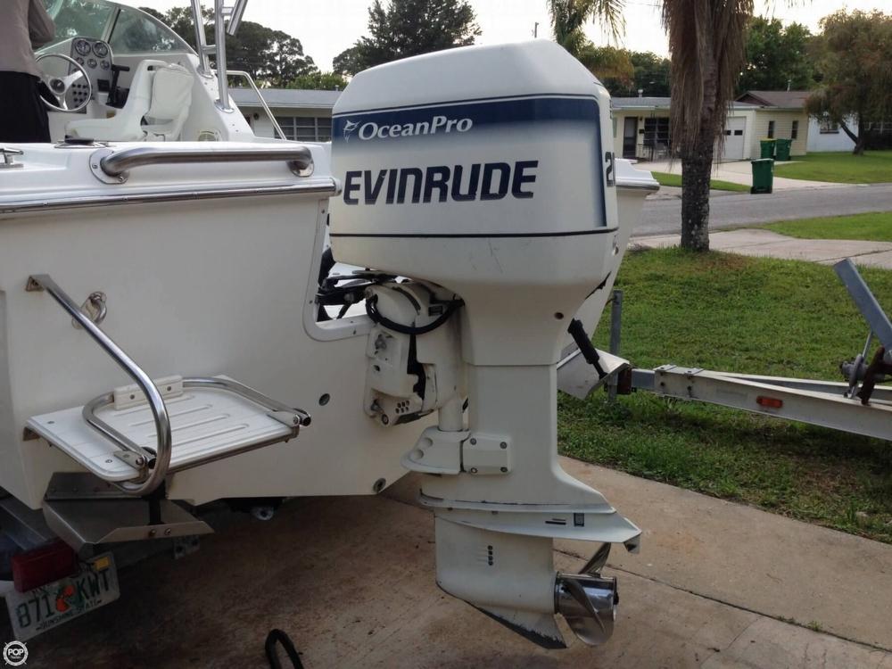 Evinrude 200 2-stroke!
