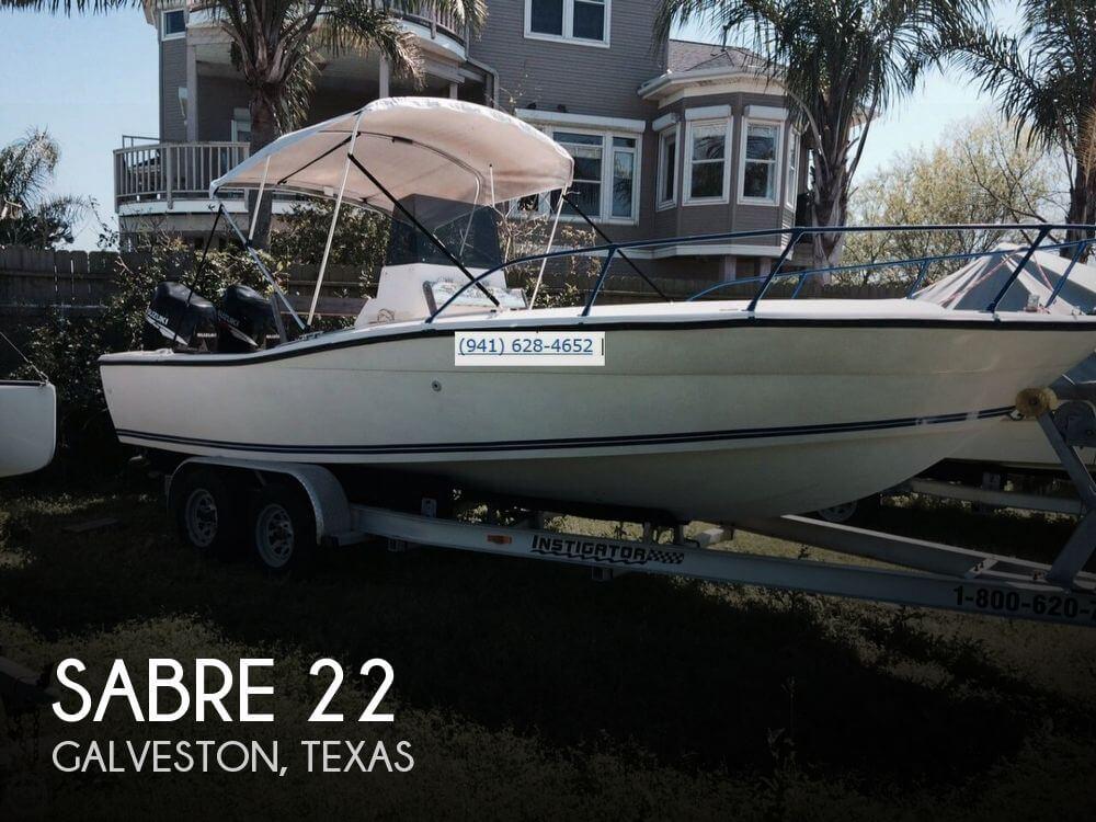 1982 SABRE 22 for sale