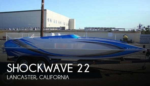 Used Boats For Sale in Bakersfield, California by owner | 2009 Shockwave 22