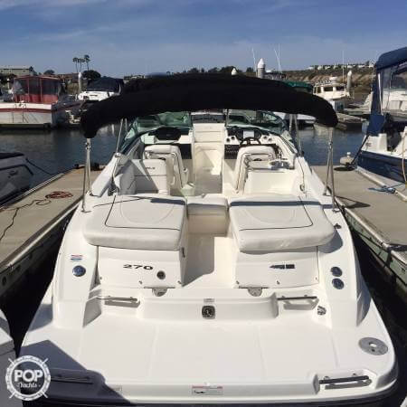 2008 Sea Ray 270 SLX - Photo #5