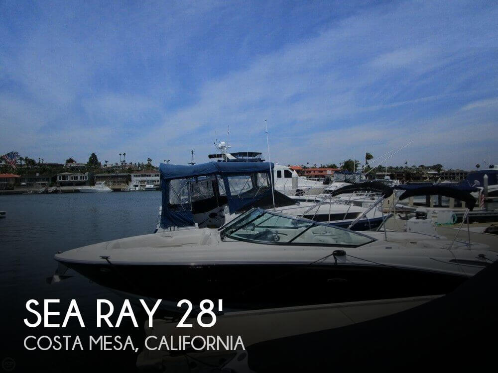 2008 Sea Ray 270 SLX - Photo #1
