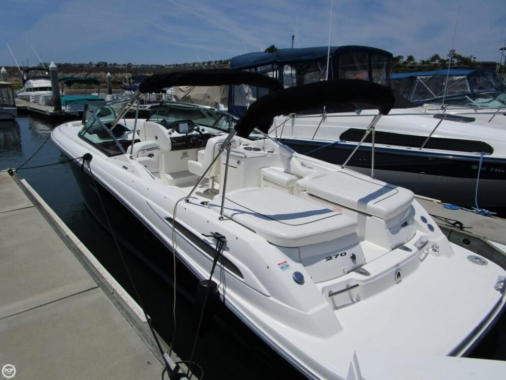 2008 Sea Ray 270 SLX - Photo #2