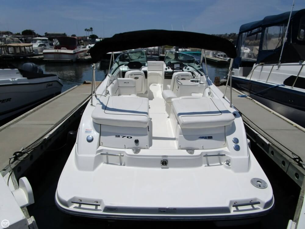 2008 Sea Ray 270 SLX - Photo #4