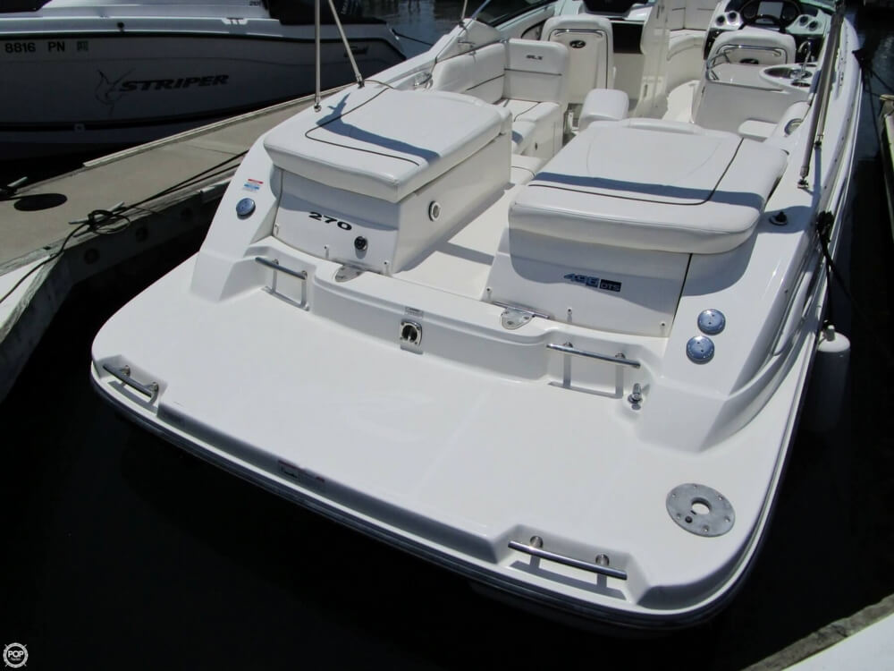 2008 Sea Ray 270 SLX - Photo #19