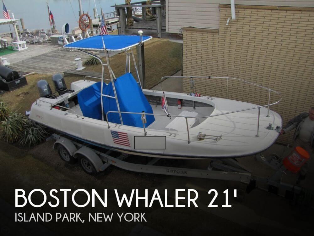 1972 Boston Whaler 21 Outrage Guardian - Photo #1