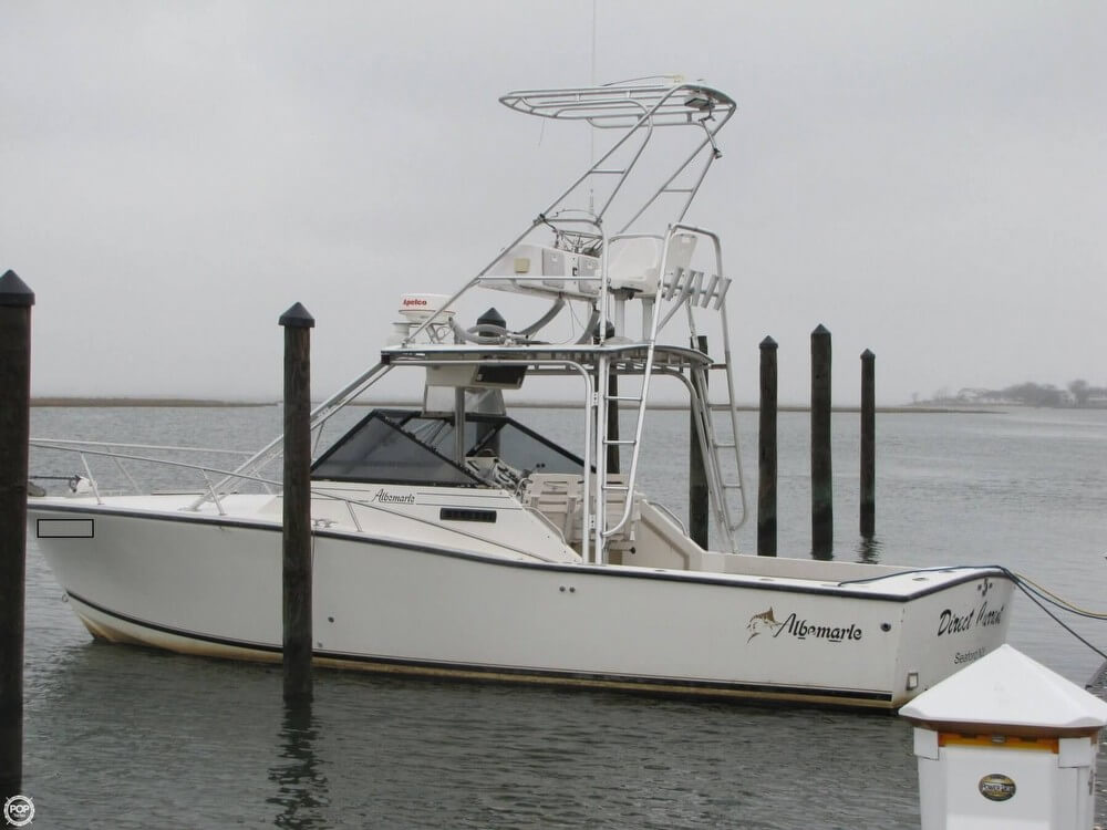 1993 Albemarle 27 Express Fisherman For Sale on