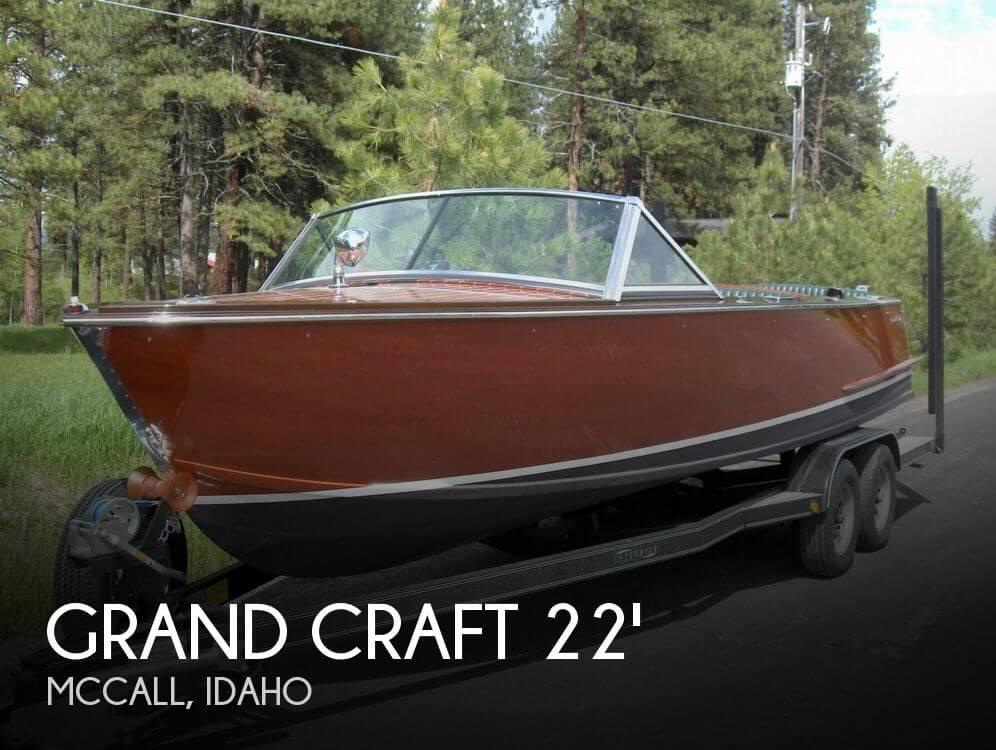 2007 Grand Craft 22 Runabout - Photo #1