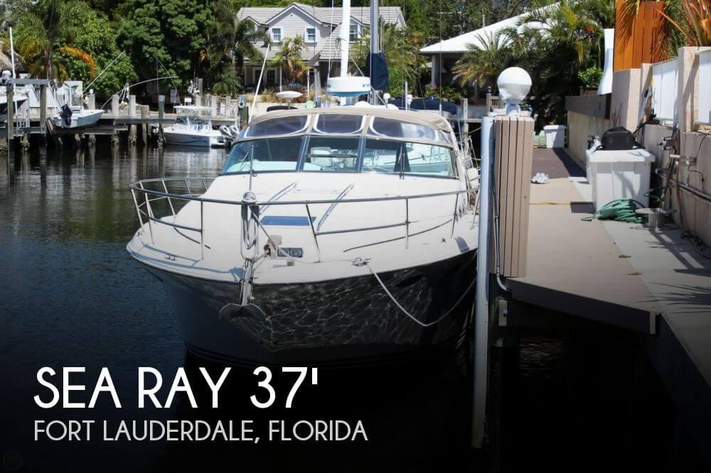 1996 Sea Ray 370 Sundancer - Photo #1
