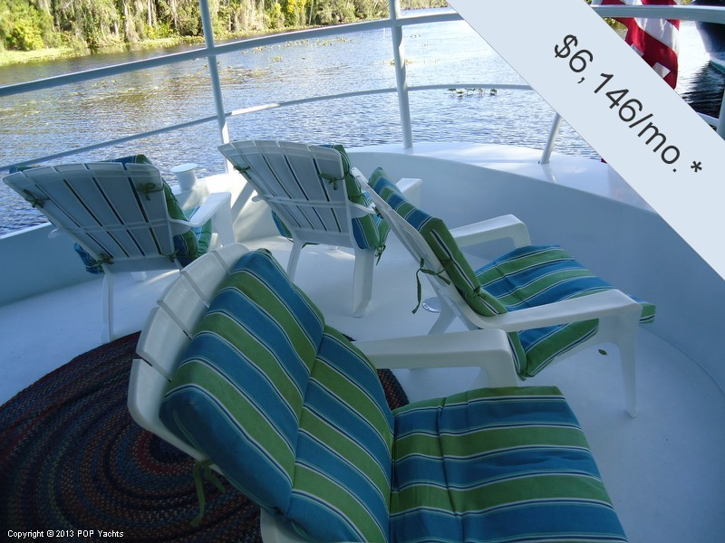 2010 Custom boat for sale, model of the boat is Amazon 50 & Image # 9 of 40