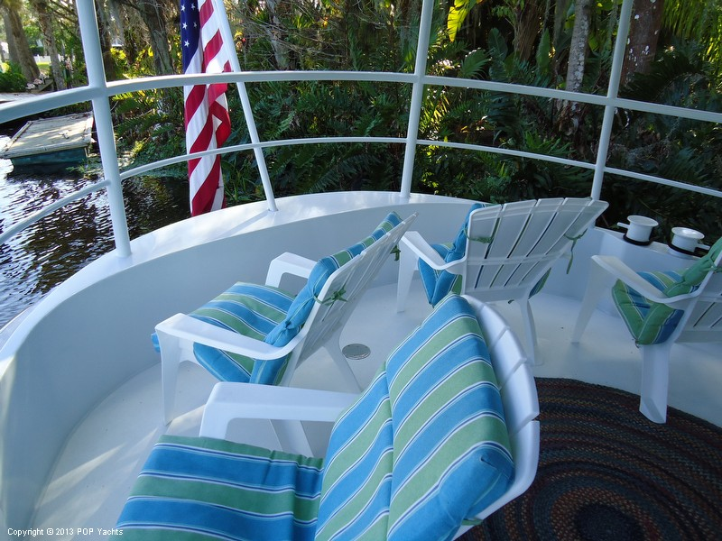 2010 Custom boat for sale, model of the boat is Amazon 50 & Image # 10 of 40