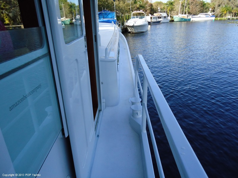 2010 Custom boat for sale, model of the boat is Amazon 50 & Image # 11 of 40