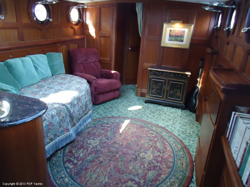 2010 Custom boat for sale, model of the boat is Amazon 50 & Image # 8 of 40