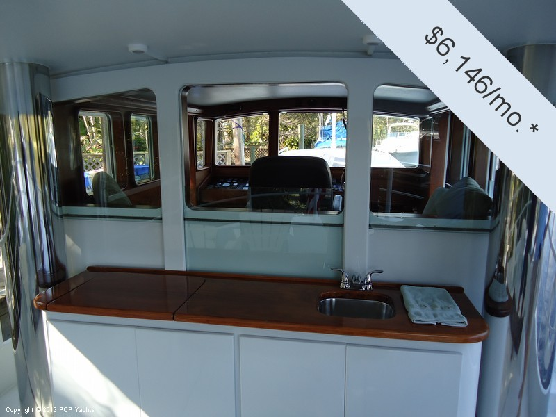 2010 Custom boat for sale, model of the boat is Amazon 50 & Image # 3 of 40