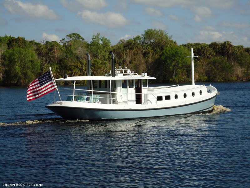 2010 Custom boat for sale, model of the boat is Amazon 50 & Image # 2 of 40