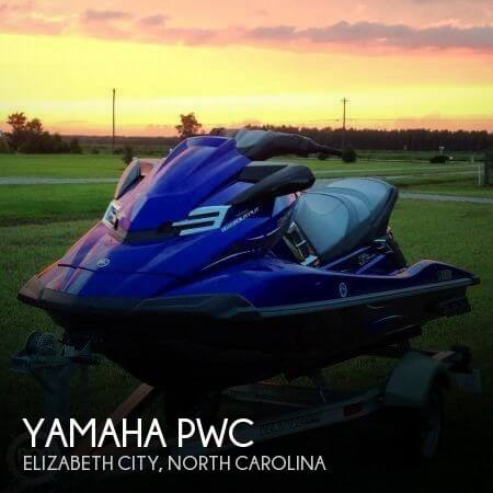Canceled yamaha fx ho waverunner boat in elizabeth city for Yamaha waverunner dealers near me
