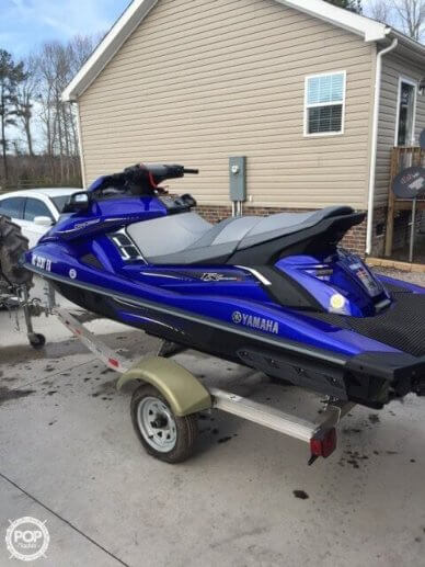 Yamaha FX HO Waverunner, PWC, for sale - $11,000