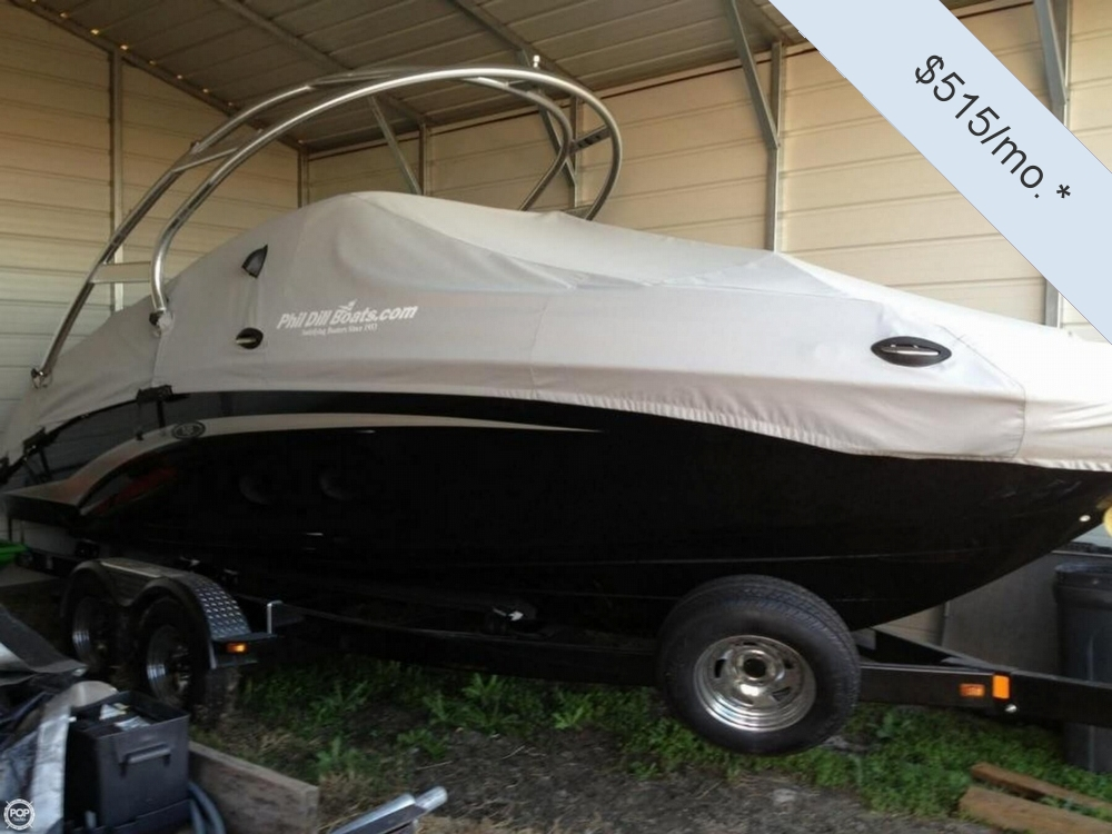 Used Yamaha Boats For Sale in Texas by owner | 2012 Yamaha 24