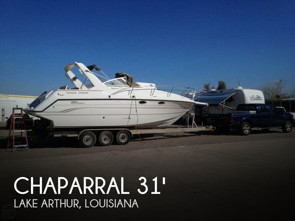 1997 Chaparral 31 Signature - Photo #1