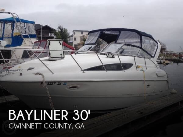 Used Bayliner Boats For Sale in Georgia by owner | 2000 Bayliner 32